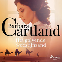 Barbara Cartland Het golvende woestijnzand