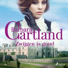 Barbara Cartland Zwijgen is goud