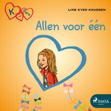 Line Kyed Knudsen K van Klara 5 - Allen voor één