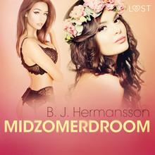 B.J. Hermansson Midzomerdroom - erotisch verhaal