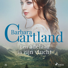 Barbara Cartland Een adelaar in zijn vlucht