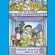 David Slavin Gekke goden van de Olympus 1