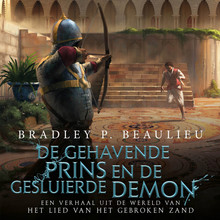 Bradley P. Beaulieu De gehavende prins en de gesluierde demon
