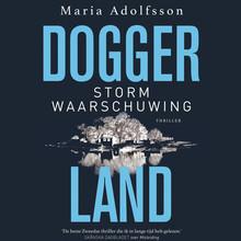 Maria Adolfsson Stormwaarschuwing - Doggerland 2