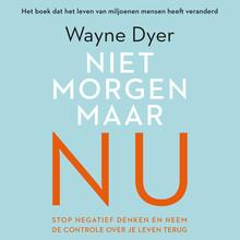 Wayne Dyer Niet morgen, maar nu - Stop negatief denken en neem de controle over je leven terug