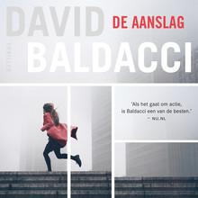 David Baldacci De aanslag - Een Will Robie-thriller
