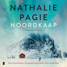 Nathalie Pagie Noordkaap - Tien topcriminelen. Een geheim experiment. Het noorderlicht.
