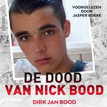 Dirk Jan Bood De dood van Nick Bood