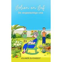 Jolanda Zuydgeest Jolien en Jef - De vergeetachtige oma
