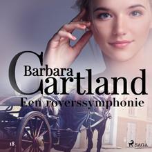 Barbara Cartland Een roverssymphonie