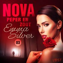 Emma Silver Nova 3: Peper en zout - erotisch verhaal
