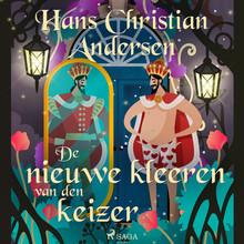 Hans Christian Andersen De nieuwe kleeren van den keizer