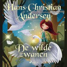 Hans Christian Andersen De wilde zwanen