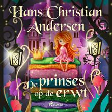 Hans Christian Andersen De prinses op de erwt