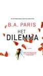 Meer info over B.A. Paris Het dilemma bij Luisterrijk.nl