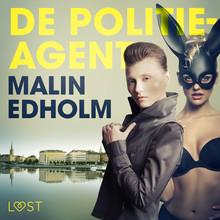 Malin Edholm De politieagent - erotisch verhaal