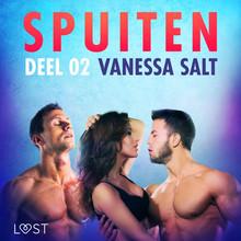 Vanessa Salt Spuiten Deel 2 - erotisch verhaal