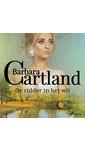 Meer info over Barbara Cartland De ridder in het wit bij Luisterrijk.nl