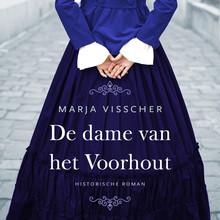 Marja Visscher De dame van het Voorhout - Historische roman
