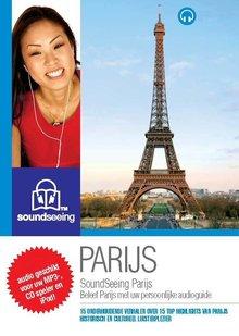 SoundSeeing SoundSeeing Parijs - Beleef Parijs met uw persoonlijke audioguide