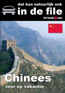 Kasper Boon Chinees voor op vakantie - Dat kan natuurlijk ook in de file (serie)