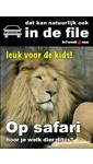 Meer info over Kasper Boon Op safari. Hoor je welk dier dit is? bij Luisterrijk.nl