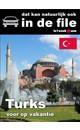 Kasper Boon Turks voor op vakantie