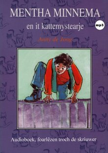 Anny de Jong Mentha Minnema en it kattemystearje