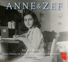 Ad de Bont Anne & Zef - Anne Frank en Zef Bunga - Twee onderduikers
