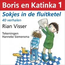 Rian Visser Boris en Katinka 1 - Sokjes in de fluitketel - 40 verhalen voor de allerkleinsten