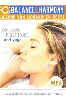 Fred van Beek Een goede nachtrust met yoga - Balance & Harmony - Gezond van lichaam en geest (serie)