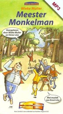 Wieke Mulier Meester Monkelman - Voorgelezen door Wieke Mulier en Victor Löw