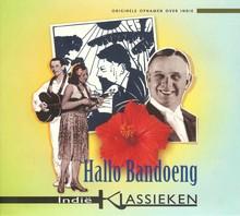 Theater Instituut Nederland Hallo Bandoeng - Indië klassieken
