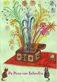 Sandra Koole Salandra verhalen deel 1 - De Doos van Salandra