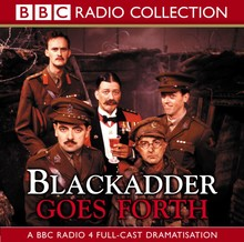 Richard Curtis Blackadder Goes Forth