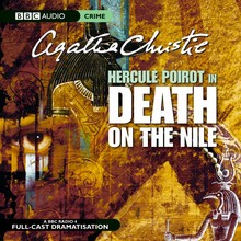 Agatha Christie Hercule Poirot in Death On The Nile - Dramatisation