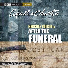 Agatha Christie Hercule Poirot in After The Funeral - Dramatisation