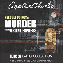 Agatha Christie Hercule Poirot in Murder On The Orient Express - Dramatisation