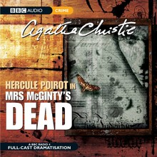Agatha Christie Hercule Poirot in Mrs McGinty's Dead - Dramatisation