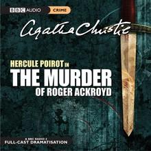 Agatha Christie Hercule Poirot in The Murder Of Roger Ackroyd - Dramatisation