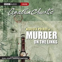 Agatha Christie Hercule Poirot in Murder On The Links - Dramatisation