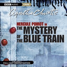 Agatha Christie Hercule Poirot in The Mystery Of The Blue Train - Dramatisation