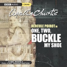 Agatha Christie Hercule Poirot in One, Two, Buckle My Shoe - Dramatisation