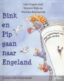 Vincent Bijlo Bink en Pip gaan naar Engeland - Leer Engels met Vincent Bijlo en Mariska Reijmerink