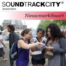 Adriaan Nette Soundtrackcity Nieuwmarktbuurt - De nieuwe markt