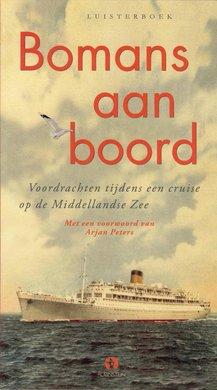 Godfried Bomans Bomans aan boord - Voordrachten tijdens een cruise op de Middenlandse Zee