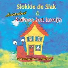 Okkie Noordhuis-Noordhof Slokkie de Slak & Kornee het konijn