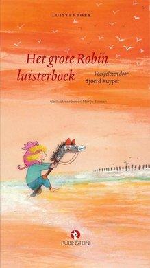 Sjoerd Kuyper Het grote Robin luisterboek