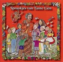 Wieteke van Dort Sprookjes van Tante Lien deel 4