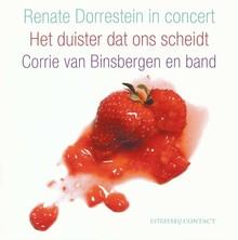 Renate Dorrestein Het duister dat ons scheidt - Renate Dorrestein in concert